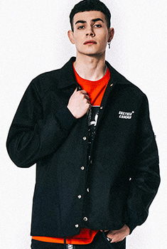 [30000SHOP]A.S.A.P COACH JACKET