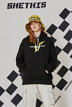 [10000Shop]SUPER RACE HOOD T
