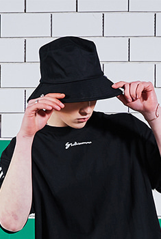[ SALE 60%]NEW BASIC BUCKET HAT