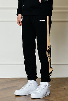[X-MAS SALE 70%]SIDE TRACK PANTS