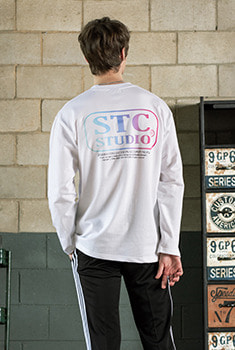 [30000Shop]STC STUDIO SLEEVE T