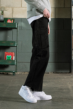 [SALE 40%]WIDE CARGO PANTS