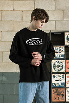 [20000Shop]CYCLE SLEEVE T