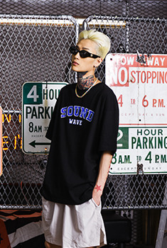 [10000Shop]SW LOGO HALF T(3COLOR)