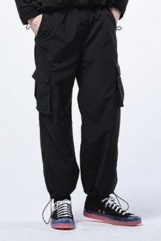 [SALE 50%]UTILITY WIDE PANTS